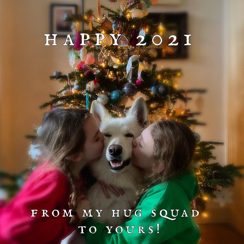 Misthy's Friend o-nest Alaska Happy 2021